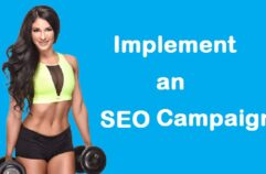 3 Options Your Fitness Business Has To Implement An SEO Campaign